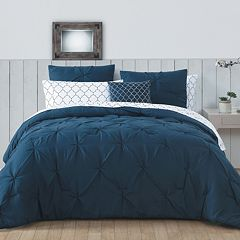 Bradford 8-piece Pintuck Bedding Set