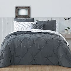 Bradford 8-piece Pintuck Bedding Set