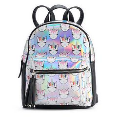 OMG Accessories Glitter Unicorn Mini Backpack