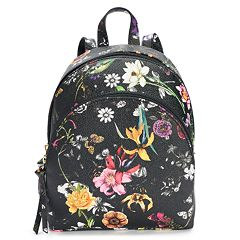 T-Shirt & Jeans Charlotte Double Zip Backpack