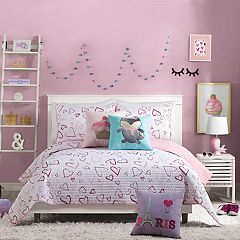 Urban Playground Desiree Quilt Set