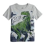 Boys 4-12 Jumping Beans® T-Rex Roar Graphic Tee