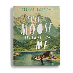 Kohl's Cares This Moose Belongs To Me Book