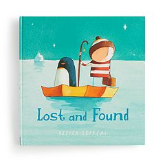 Kohl's Cares Lost and Found Book