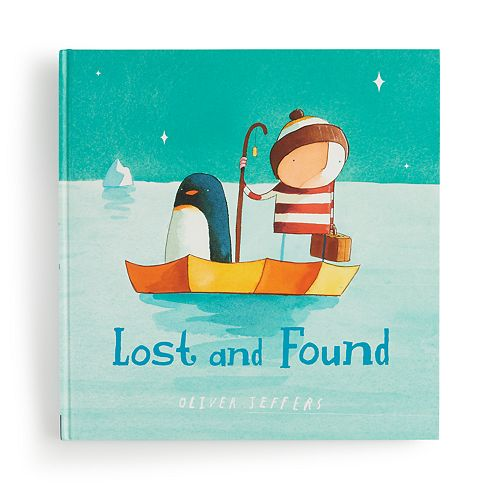 ee3f06ca63afe Kohl's Cares Lost and Found Book
