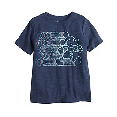 Disney's Mickey Mouse Boys 4-12 Neon Graphic Tee by Jumping Beans®