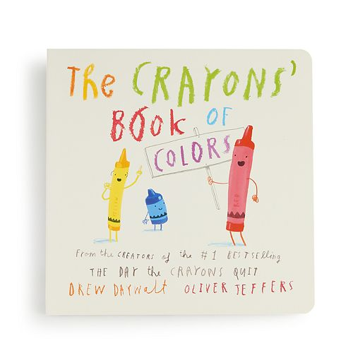 Kohl's Cares The Crayons' Book of Colors
