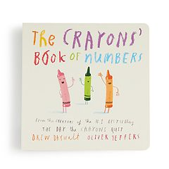 Kohl's Cares The Crayons' Book of Numbers