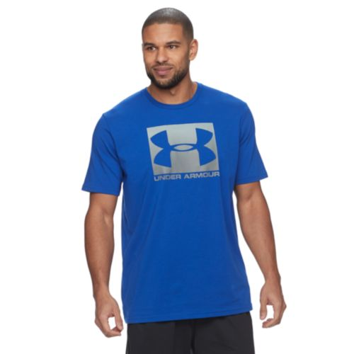 Men's Under Armour Boxed Sportstyle Tee by Kohl's