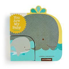 Kohl's Cares You Are My Baby Ocean Board Book