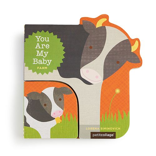 Kohl's Cares You Are My Baby Farm Board Book