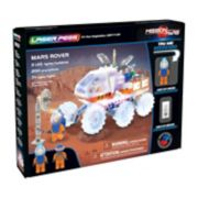 Laser Pegs Mission Mars Rover 200-piece Lighted Construction Block Set
