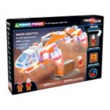 Laser Pegs Mission Mars Shuttle 280-piece Lighted Construction Block Set