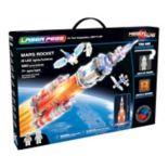 Laser Pegs Mission Mars Rocket 580-piece Lighted Construction Block Set