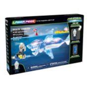 Laser Pegs Creatures Shark Ambush 160-piece Construction Block Set