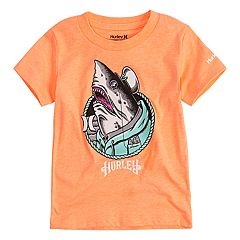 Toddler Boy Hurley Shark Shanty Graphic Tee