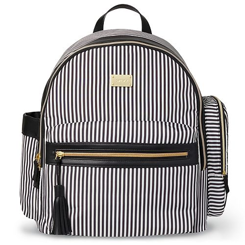 Carter's Striped Handle It All Backpack Diaper Bag by Carters