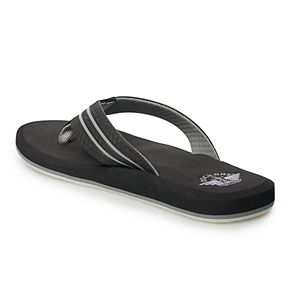 Men's Dockers Buffed Edge Flip-Flops