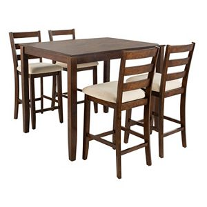 Safavieh Melvin 5-Piece Pub Set