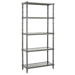 Safavieh Ebo Modern Coastal 4-Tier Etegere Shelf