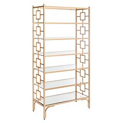 Safavieh Brooklyn 7-Tier Etegere Shelf