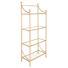 Safavieh Diana 4-Tier Etegere Shelf