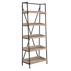 Safavieh Joel Retro Mid Century 5-Tier Etegere Shelf