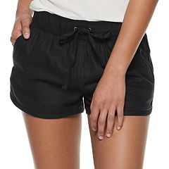Juniors' SO® Pull On Shorts