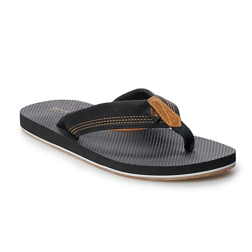 Men's Dockers Arch Stitch Flip-Flops