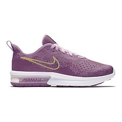 Nike Air Max Sequent 4 Grade School Girls' Sneakers