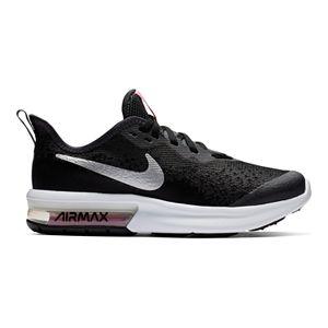 premium selection 39e45 49838 Nike Air Max Sequent 4 Preschool Sneakers