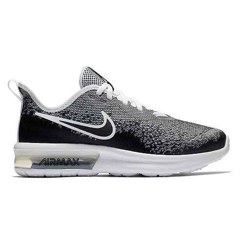 official photos a19bf a2d37 Nike Air Max Sequent 4 Grade School Boys  Sneakers