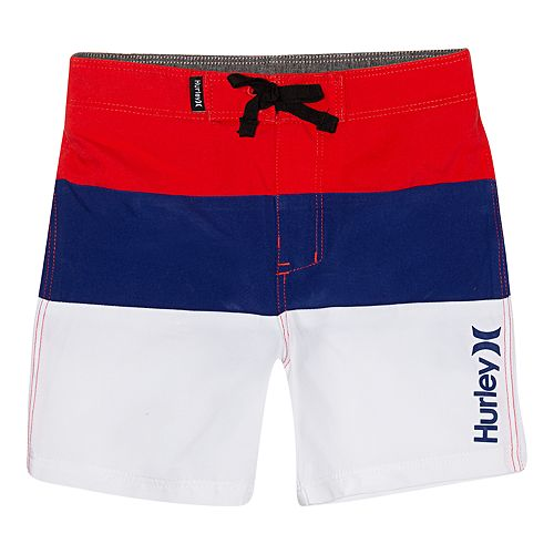 Toddler Boy Hurley Board Shorts