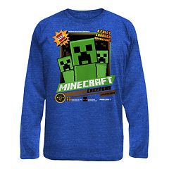 Men's 8-20 Minecraft Creeper Tee