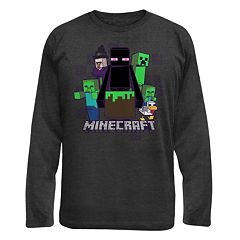 Boys 8-20 Minecraft Overworld Tee