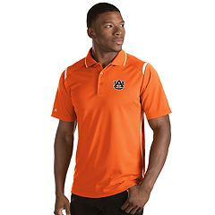 Men's Antigua Auburn Tigers Merit Polo