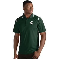 Men's Antigua Michigan State Spartans Merit Polo