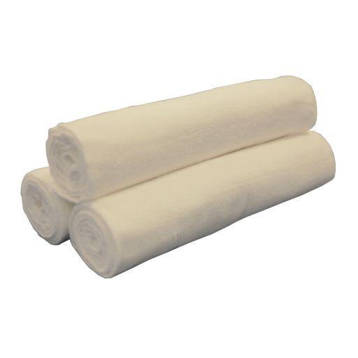 Sleeping Partners 3-pk. Organic Receiving Blankets