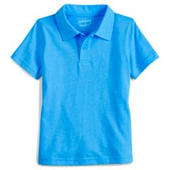 Toddler Boy Jumping Beans® Solid Polo