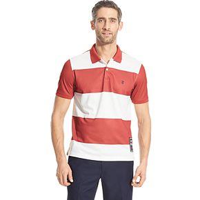 Men's IZOD Americana-Striped Classic-Fit Polo
