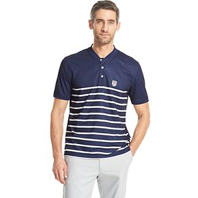 Men's IZOD Sportswear Advantage SportFlex Performance Striped Henley