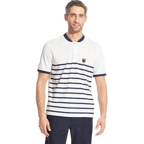 Men's IZOD Sportswear Advantage SportFlex Performance Striped Henley
