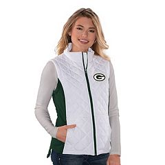 Women's Green Bay Packers Quilted Vest