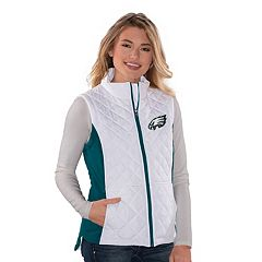 Women's Philadelphia Eagles Quilted Vest