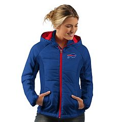 Women's Buffalo Bills Run Down Puffer Jacket