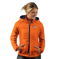 Women's Denver Broncos Run Down Puffer Jacket