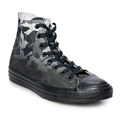 13caac60cc49b7 Men s Converse Chuck Taylor All Star Camo High Top Shoes. Field Surplus  Black Sedona Red ...
