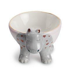 LC Lauren Conrad Sleepy Hippo Trinket Bowl