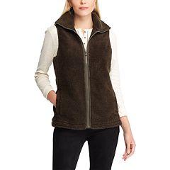 Women's Chaps Sherpa Vest