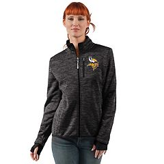 Women's Minnesota Vikings Slap Shot Jacket